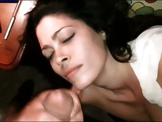 Wife Facial In Hotel Room