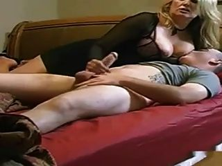 Milf Makes Boy Gush Cum