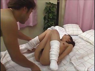 Japanese Nurse Play