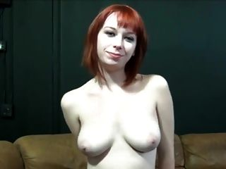 Cute Redhead Face Fucked During One Hour