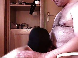 Sucking My Master