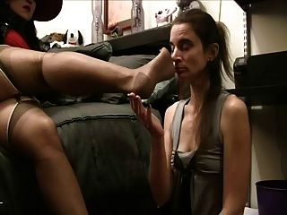 Smell My Nylons, Lesbian (xena Meets Lucy Again)