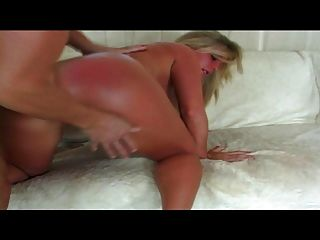 Big Ass Blonde Getting Fucked
