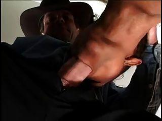 Black Girl Takes White Cock
