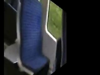 Blondie Rubs 1 Off On The Train