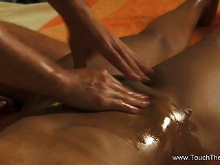 Interracial Yoni Massage