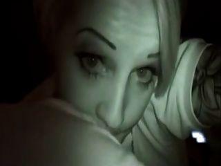 She Filmed By Sucking Her Boyfriend