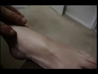 Sexy Barbie Woods Get A Blow&hand Job