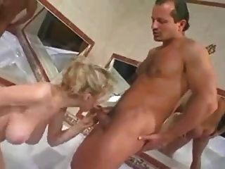 Big Boobs Blonde Petra Mis Fucking On Bath
