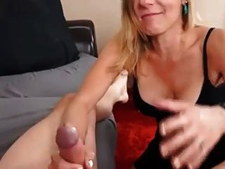 Milf Handjob #4 (the Unsatisfied Stepmom)