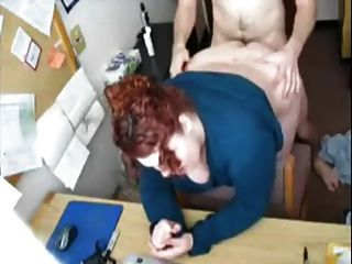 Fucking The Secretary