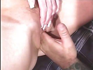 British Slut Ashley Long Gets Fucked Up The Arse