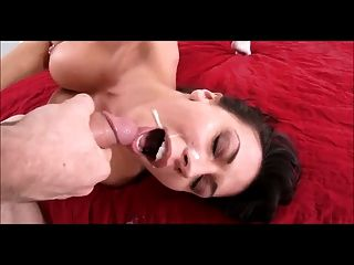 Rachel Starr Facial Cumshot Compilation Vol 1