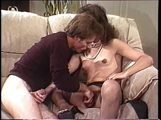 Tranny Maid Sucks Him Off, Then He Sucks Her And Fucks Her Tight Asshole