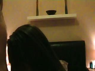Horny Girl Gets Spunked Up