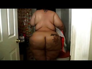 Ssbbw Alyze Pantera In The Shower