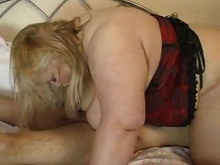 Out Of The Corset And Into The Cock
