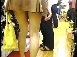 Menina Sem Calcinha Mostrando A Buceta