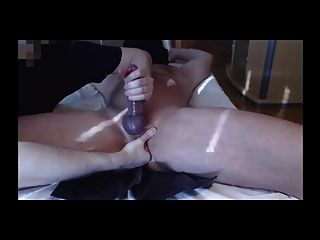 Me Milking - A Compilation Of 2015 Milking Cumshots Part 1