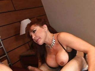 Redhead Mature Anal Fuck
