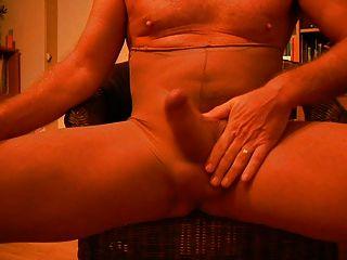 Cum In Pantyhose 3