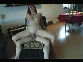 Neighbor Cums Over And Borrows My Dick