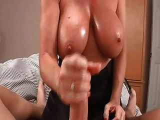Big Breast  Cumshot