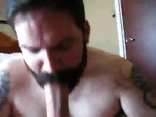 Bearded Cocksucker