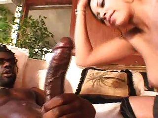 Slim Domino Takes On Black Dick