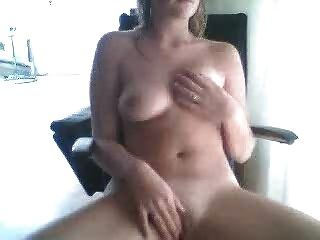 Arabic Gril In Webcam