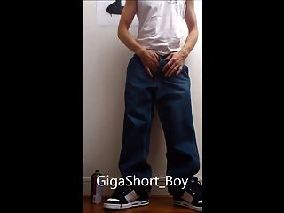 Me Ich Skater Sagging Wanks And Cums