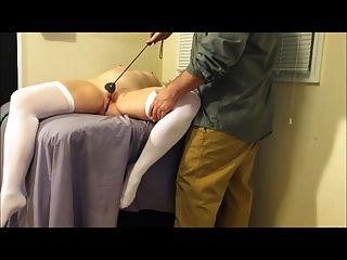 Magic Wand And A Riding Crop Make Me Cum Easily And Often!