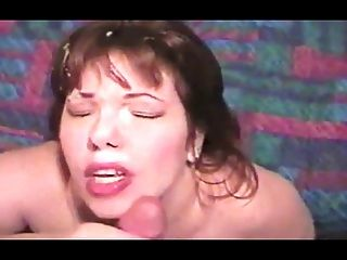 You Plastered Me Baby -  Taking Cum Facials