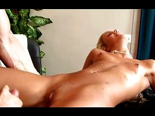 Exploding Huge Load Of Jizz On Hot Babes Belly And Titties