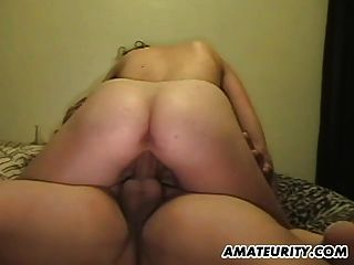 Amateur Chubby Teen Girlfriend Sucks And Fucks