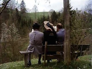 Gaudi In Der Lederhose (1977)  - Tits Groping Scene