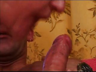 Hungry Mature French Of Young Cock