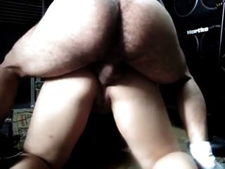 Groupie Slut Takes Anal Creampie In The Studio