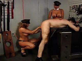 Mistress Ass Fuck Slave