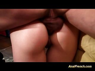 Two Babes With Big Tits Getting Anal Fucked Deep Sex
