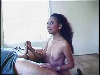 Sexy Asian Jade Marcela Gets A Facial By Snahbrandy