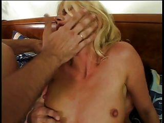 Hottie In Heat Takes On 2 Big Cocks