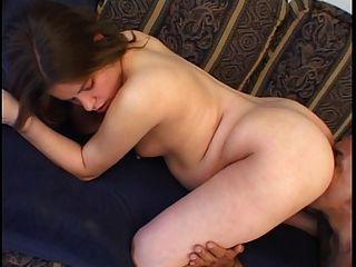 Black Cock Humping Pregnant Whore