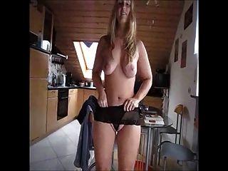Hot Blonde Milf Hot Ass