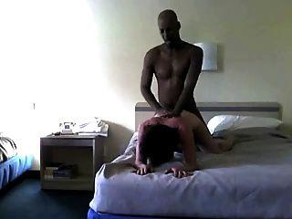 Real Interracial Hiddencamsex