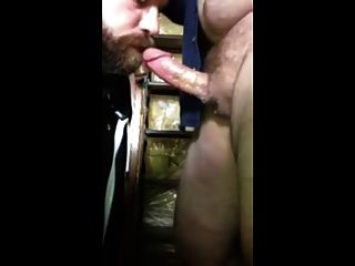 Married Cub Swallows All Verbal Bear Cum