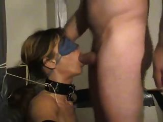 Submissive Woman  Blowjob