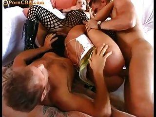 Rocco And Nacho Anal Foursome