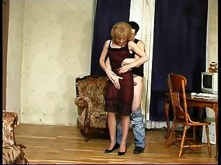 Blonde Russian Mom Longperv