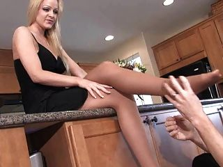 Miss Ashley - Foot Worship